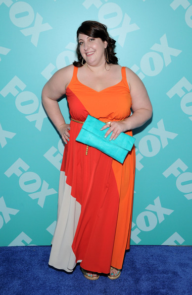 Ashlie Atkinson at the 2013 FOX Programming Presentation Post-Party