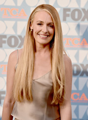 Cat Deeley rocked waist-length tresses at the Fox Summer TCA 2019 All-Star Party.