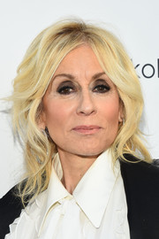 Judith Light rocked a messy wavy 'do at the FX and Vanity Fair Emmy celebration.