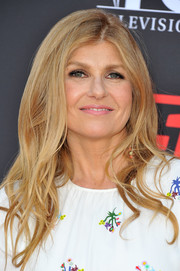 Connie Britton sported her signature long wavy style at the FYC event for '9-1-1.'