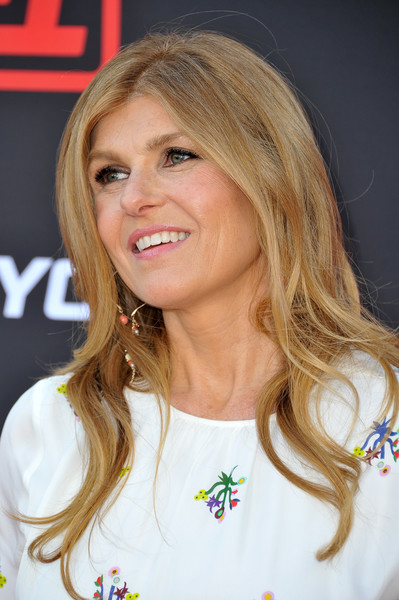 More Pics of Connie Britton Long Wavy Cut (1 of 10) - Long Hairstyles Lookbook - StyleBistro