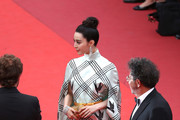 Fan Bingbing Embroidered Dress