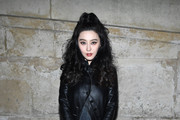 Fan Bingbing Leather Purse