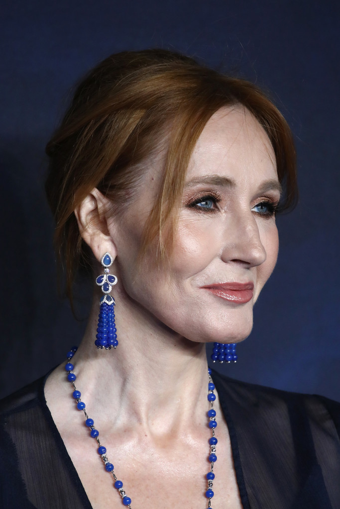 J K Rowling S Dramatic Eyes The Best Makeup Looks For