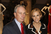 Tory Burch and Michael Bloomberg Photo