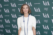 Fashioned From Nature VIP Preview At V&A Museum - Red Carpet Arrivals