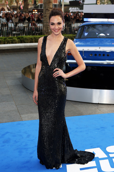 At The 'Fast & Furious 6' Premiere, 2013