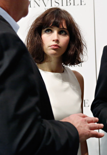 Felicity Jones Shoes