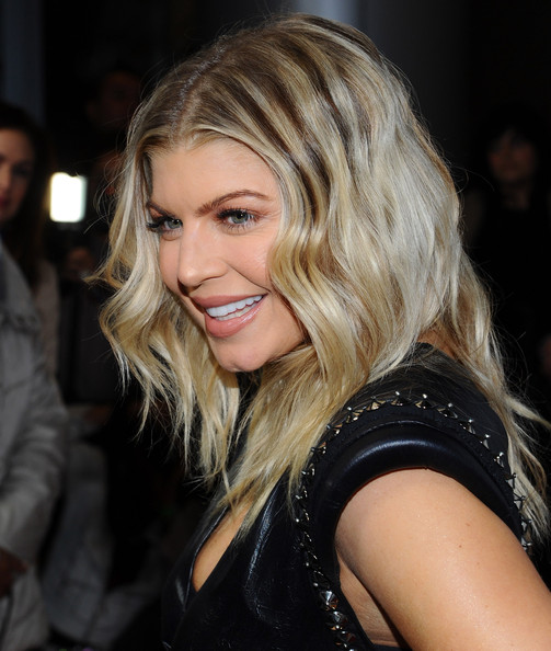 More Angles of Fergie Nude Lipstick