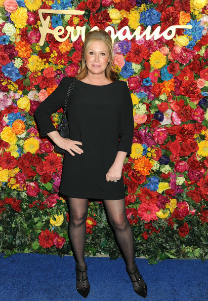 More Pics of Kathy Hilton Little Black Dress (4 of 15) - Kathy Hilton Lookbook - StyleBistro