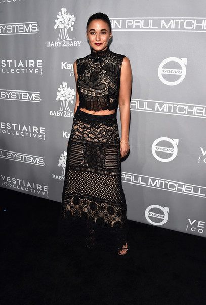 Emmanuelle Chriqui in Martha Medeiros