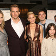 Michelle Pfeiffer and Chris Pine