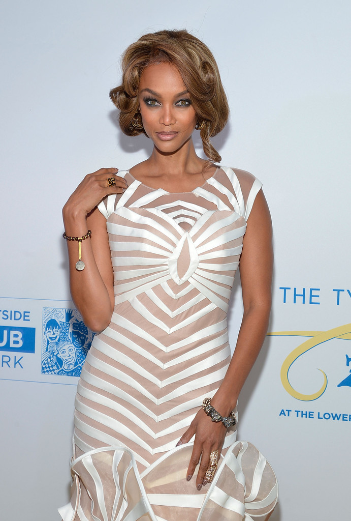 tyra banks role model essay