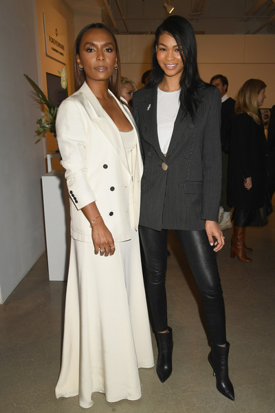 More Pics of Chanel Iman Blazer (1 of 40) - Chanel Iman Lookbook - StyleBistro
