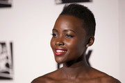 Lupita Nyong'o arrives for Fox And FX's 2014 Golden Globe Awards Party - Arrivals on January 12, 2014 in Beverly Hills, California.