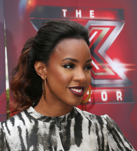 More Pics Of Kelly Rowland Ponytail 1 Of 16 Long Hairstyles