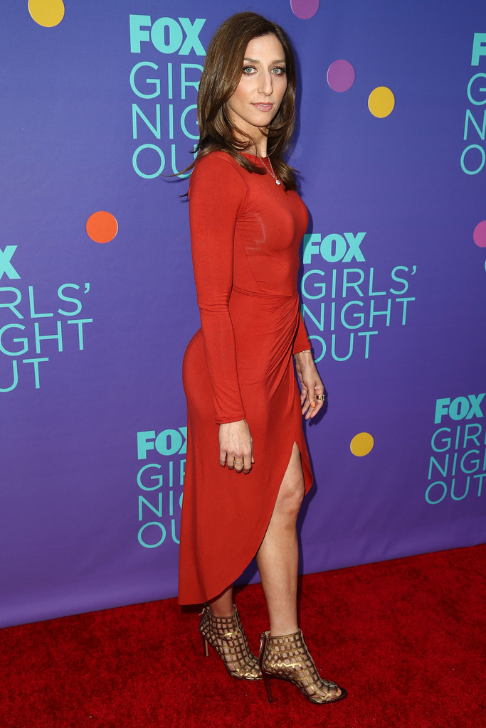 Fox's 'Girls Night Out' Event in Hollywood