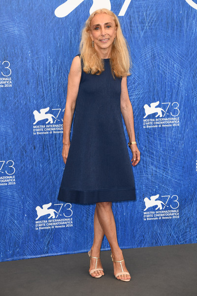 Franca Sozzani Midi Dress