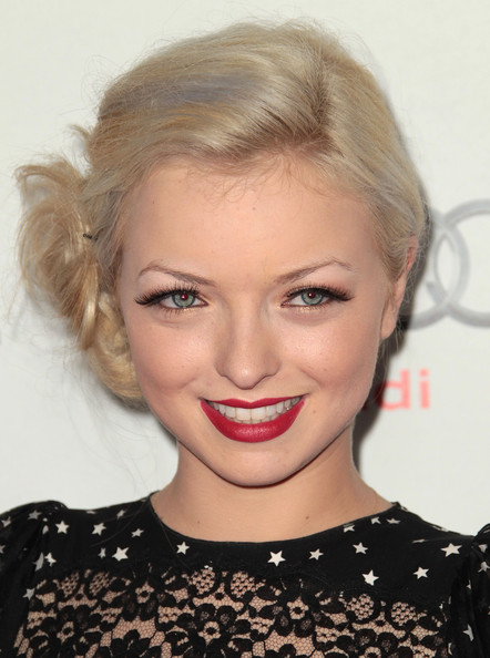 Francesca Fisher-Eastwood Hair