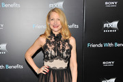 Patricia Clarkson attends the