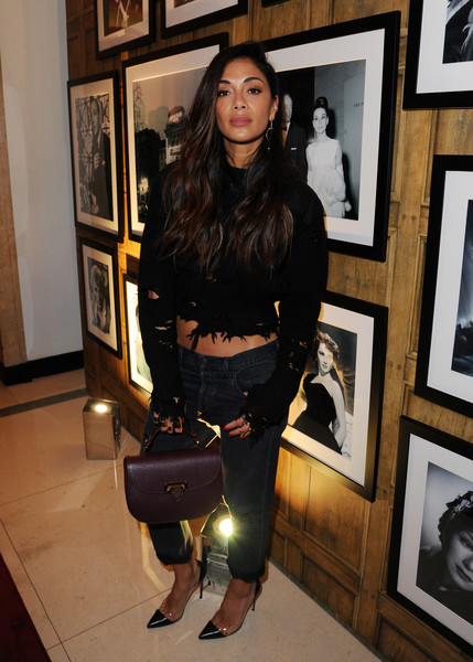 Nicole Scherzinger at  Aspinal of London