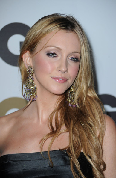More Pics of Katie Cassidy Long Straight Cut (1 of 7) - Katie Cassidy Lookbook - StyleBistro