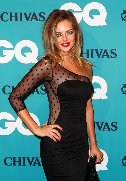 More Pics of Samara Weaving One Shoulder Dress (1 of 2) - One Shoulder Dress Lookbook - StyleBistro