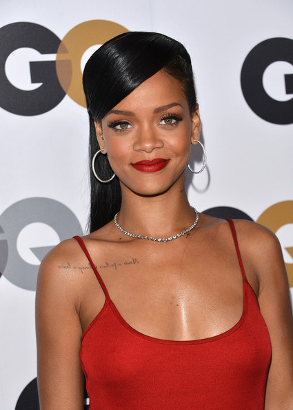 Rihanna in GQ Men Of The Year Party - Arrivals