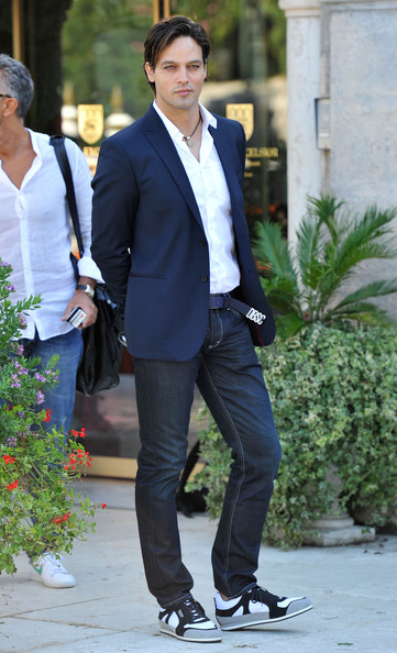 Gabriel Garko Leather Lace-ups
