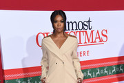 Gabrielle Union Off-the-Shoulder Dress