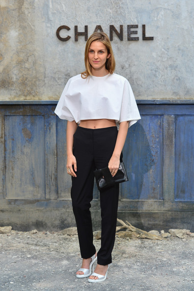 Gaia Repossi Crop Top