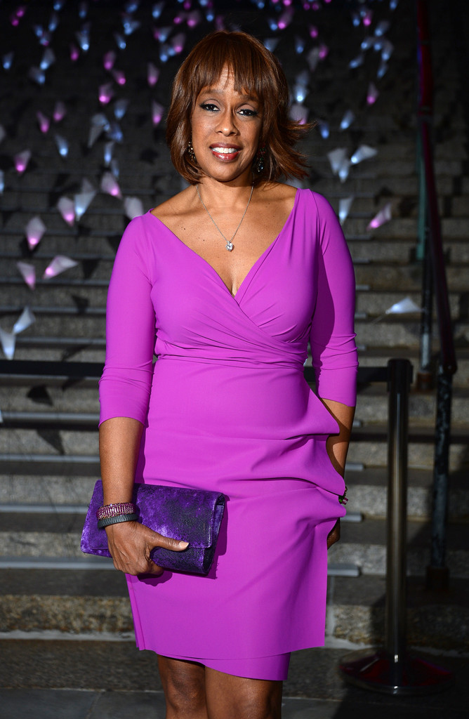 gayle king cocktail dress gayle king clothes looks