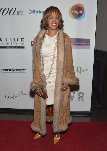 Gayle King Clothes