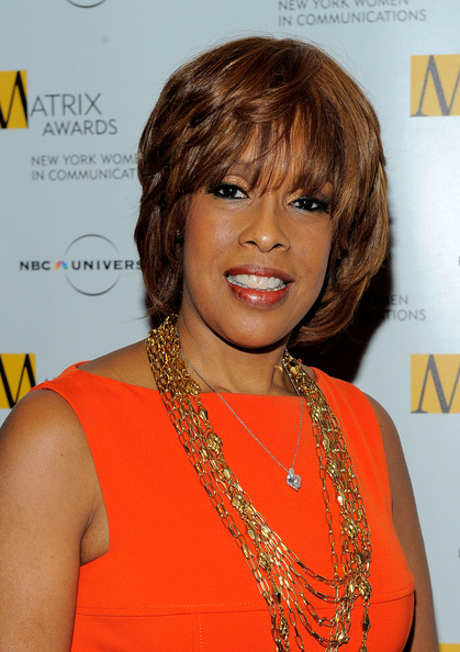 Gayle King Bob [new york women in communications presents the 2010 matrix awards,photos,hair,hairstyle,face,chin,layered hair,hair coloring,brown hair,bob cut,feathered hair,bangs,gayle king,new york women in communications,media personality,2010 matrix awards,new york city,the waldorf astoria]