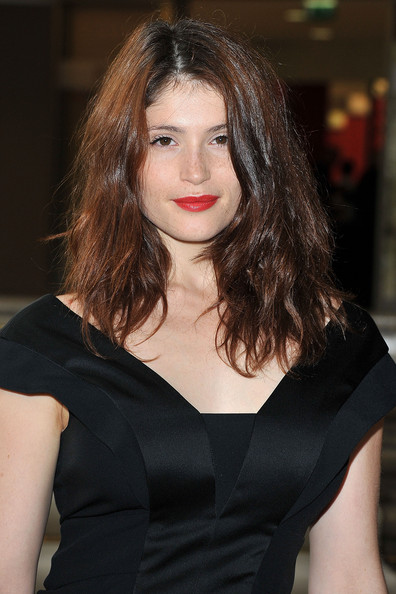 Gemma Arterton Red Lipstick