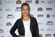 Gemma Atkinson Leather Jacket
