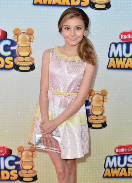 Genevieve Hannelius Cocktail Dress