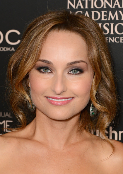 Giada De Laurentiis Smoky Eyes