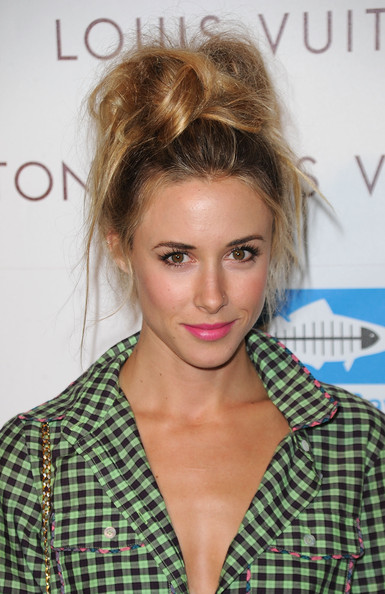 Gillian Zinser Hair Knot
