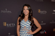 Gina Rodriguez Cutout Dress