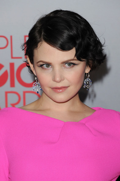 Ginnifer Goodwin Neutral Eyeshadow