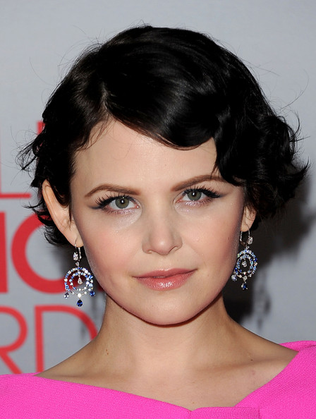 Ginnifer Goodwin Finger Wave