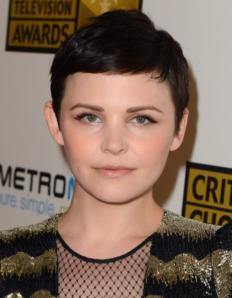 Ginnifer Goodwin Pixie [red carpet,hair,face,hairstyle,eyebrow,forehead,chin,head,pixie cut,lip,crop,ginnifer goodwin,beverly hills,california,the beverly hilton hotel,broadcast television journalists association second annual critics choice awards]