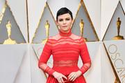 Ginnifer Goodwin Velvet Clutch