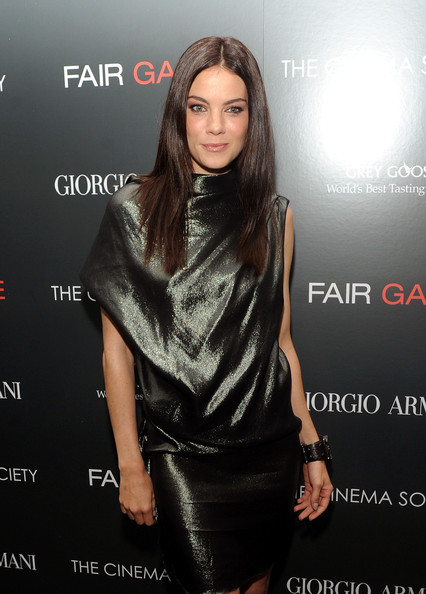 More Pics of Michelle Monaghan Layered Cut (1 of 4) - Long Hairstyles Lookbook - StyleBistro [the cinema society host a screening of ``fair game,fair game,arrivals,giorgio armani,michelle monaghan,screening,new york city,the museum of modern art,the cinema society]