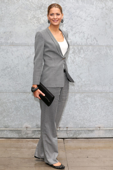 Inspo: Princess Tatiana Blatnik of Greeces' Menswear-Inspired Suit