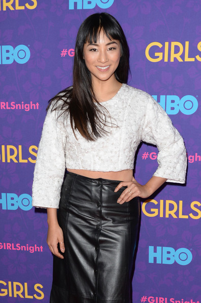 More Pics of Greta Lee Long Skirt (1 of 3) - Greta Lee Lookbook - StyleBistro