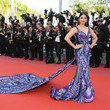 Aishwarya Rai In Michael Cinco Couture