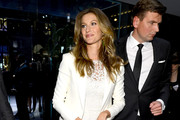 Gisele Bundchen Cocktail Dress