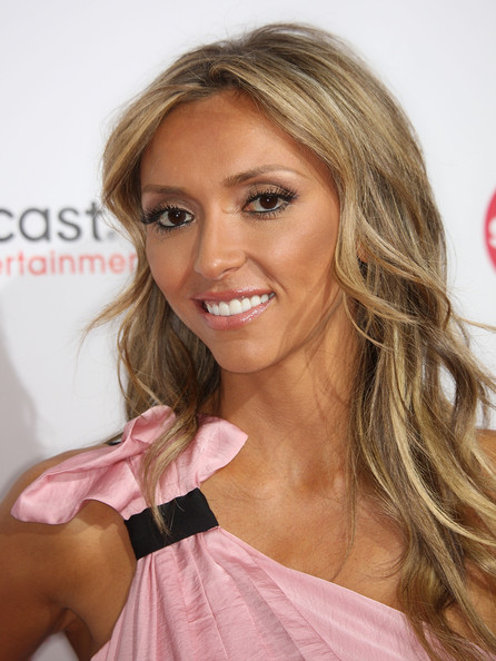 Television reporter Giuliana Rancic attends the Comcast Entertainment